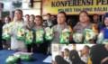 Jaringan Narkoba Internasional, Libatkan Ketua Parpol dan Oknum Polisi Digagalkan Polres Tanjungbalai