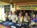 Polres Tanjungbalai Gagalkan Sindikat 7 Kg Sabu Jaringan Internasional