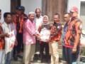 PAC PP Sei Bamban Bakti Sosial ke Panti AsuhanMahadiyyah