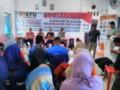 KPU Langkat Kembali Gelar Sosialisasi di Daerah Pesisir