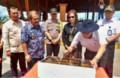 Menkumham RI Yasona Resmikan Tugu Peringatan Gempa dan Tugu Durian