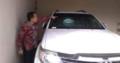 Mobil Ketua Gerindra Kota Semarang Dilempar Batu di Tol