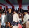 LSI: Elektabilitas Jokowi vs Prabowo Relatif Stagnant