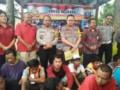 Polres Padangsidimpuan Tertibkan Jurkir Luar