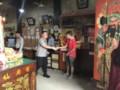 Kapolres Pantau Perayaan Imlek di Kota Tanjungbalai