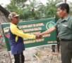 Koramil 11 Tanjung Beringin Karya Bakti Buat Sanitasi Jamban