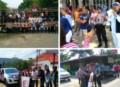 Ketua KPU Langkat Lepas Konser Musik Mobile Sosialisasi Pemilu 2019