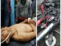 Pengendara Sepeda Motor Tewas Dihantam Truk
