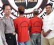 Polres Tebingtinggi Amankan Pelaku Narkotika, Cabul Dan Pencurian