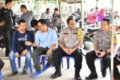 Kapolres Sergai Pantau PSU 2 TPS Di Kec. Pegajahan