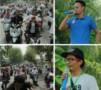 Pendukung Prabowo-Sandi Konvoi Keliling Kota Tanjungbalai