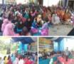 Ratusan Ibu Perwiritan Tanjung Beringin – Sergai, Tatap Muka Bersama Erry Nuradi