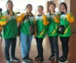 Perkuat Tim Hockey Indoor Sumut, 5 Atlit Batu Bara Lolos Ke PON Papua 2020