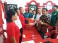 Kader PKB Sergai Safaruddin (Udin Sirip) Mendaftar Sebagai Cabup di PDI P