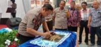 Hari Lalu Lintas ke 64 Diperingati Polres Padangsidimpuan
