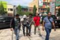 Polisi Langkat Tembak Tersangka Pembawa Narkotika Sabu