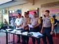 Kapolres Paparkan Ancaman Hukuman Tersangka Sabu