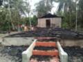 Satu Rumah Terbakar di Asahan
