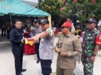 Bupati Bangga Masyarakat Antusias Ikuti Pilkades Serentak di Batubara