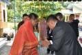 Wagub Sergai Hadiri Peresmian Rumah Pendeta HKBP Dolok Masihul