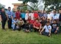 Kasat Narkoba Polres Batubara Silaturahmi Dengan Wartawan
