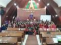 Natal Naposo Remaja HKBP Nomensen Jayapura Berjalan Lancar