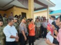 Asmara Kembali Unras di Kantor Bupati Batubara
