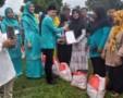 Peringatan HUT Ke13 Batubara Diwarnai Penyerahan Bantuan