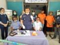 BNN Kota Tebingtinggi Ungkap Peredaran Narkotika Antar Propinsi, Barang Bukti Sabu 1 Kg
