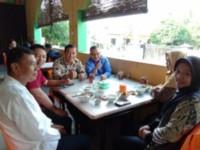 LIRA dan BNN Kota Tebingtinggi 'Coffee Morning' Bahas Narkoba