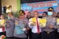 Polres Batubara Tangkap 2 Anggota Sindikat Narkoba Bawa Sabu 5 Kg