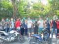 Cegah Covid 19, DPD IPK Tanjungbalai dan SAPMA IPK Bakti Sosial Bagikan Masker
