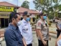 Kota Tebingtinggi Kembali Disemprot Disinfektan. Mulai 1 April, Penumpang Turun Dari Bus Diperiksa