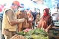 Bupati Sergai Survey Kebutuhan Pokok Jelang Ramadhan, Stok cukup