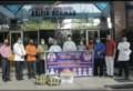 HKBP Distrik XXII Riau Serahkan Bantian APD ke RSUD Arifin Achmad