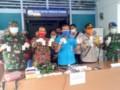 BNNK Tebingtinggi Amankan Pengedar Sabu Asal Aceh
