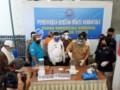 BNNK Tebingtinggi Musnahkan 678,74 Gram Sabu, Spanduk Bebas Narkoba Dihargai Rp 10 Juta
