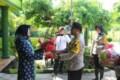 Kapolres Tebingtinggi Kunjungi Purnawirawan Polri