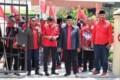 PDI Perjuangan Sampaikan Sikap ke Polres Polres Tanjungbalai