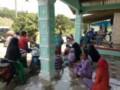 Puluhan Warga Pinang Mancung Unjuk Rasa, 41 Rumah Rusak Akibat Pembangunan Jalan Tol