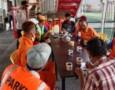 Kapolsek Rambutan Minta Juru Parkir Ikut Antisipasi Curanmor dan Jambret