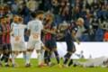Tawuran Pemain dan Lima Kartu Merah, PSG Kalah Dari Marseille