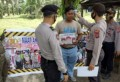 Polres Batubara Giatkan Ops Yustisi,Jaring 125 Pelanggar Prokes