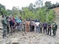 Koramil 15/Sipispis Kodim 0204-DS Lakukan Penanaman Pohon 5000 Batang