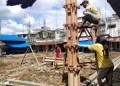 Spesifikasi Pembangunan Pasar Rakyat Limapuluh, Menyimpan Rahasia Negara