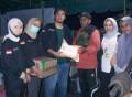 Peduli Masyarakat, AMTT Serahkan Bantuan Sembako Kepada Korban Banjir