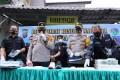 Kapolda Sumut Pimpin Press Release Pengungkapan 16 Kg Narkotika
