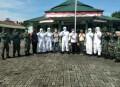 FEATURE :                                         Pahala Sitorus Tokoh Masyarakat Tebingtinggi Peduli COVID-19