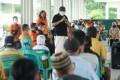 Wali Kota Tebingtinggi : COVID -19 Tidak Diketahui Kapan Berakhir, Penerima BST Harus Tetap Patuhi Prokes