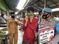 Polsek Indrapura Kembali Gelar Ops Yustisi, Jaring 19 Pelanggar Prokes
